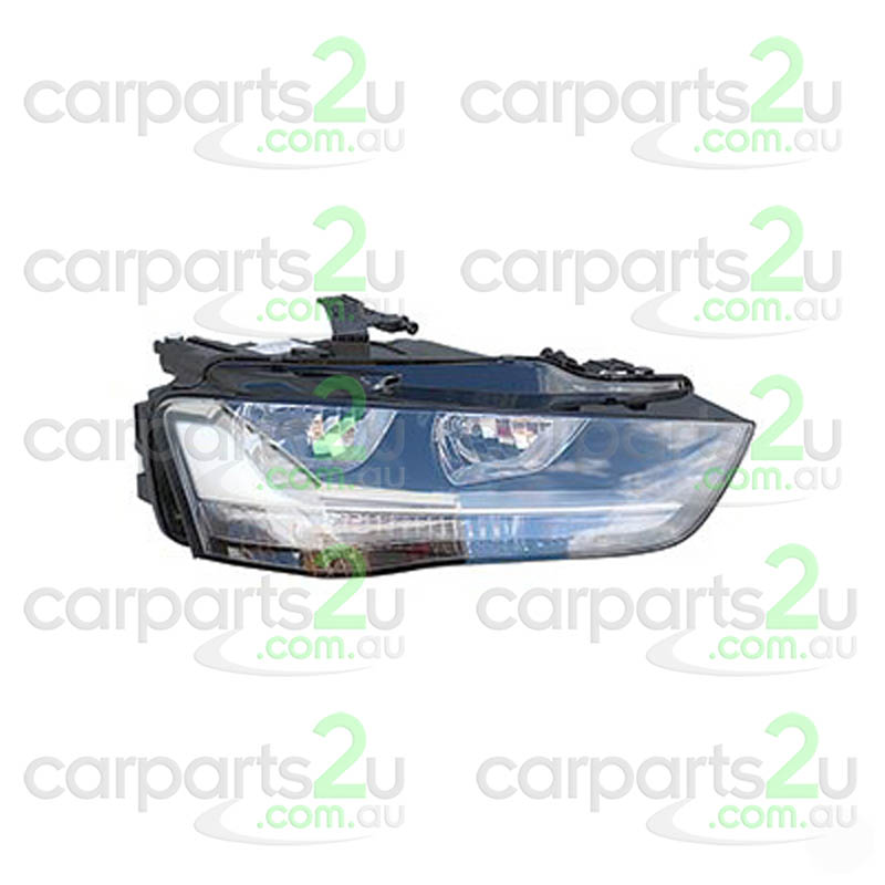 AUDI A4 A4 B8  HEAD LIGHT - New quality car parts & auto spares online Australia wide with the convenience of shopping from your own home. Carparts 2U Penrith Sydney
