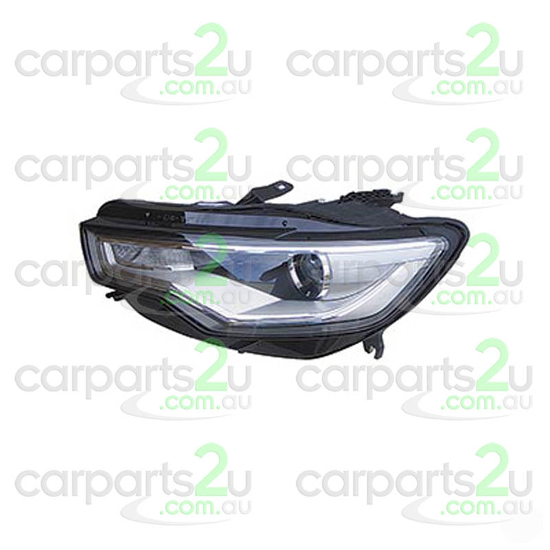 AUDI A6 A4 B8  HEAD LIGHT - New quality car parts & auto spares online Australia wide with the convenience of shopping from your own home. Carparts 2U Penrith Sydney