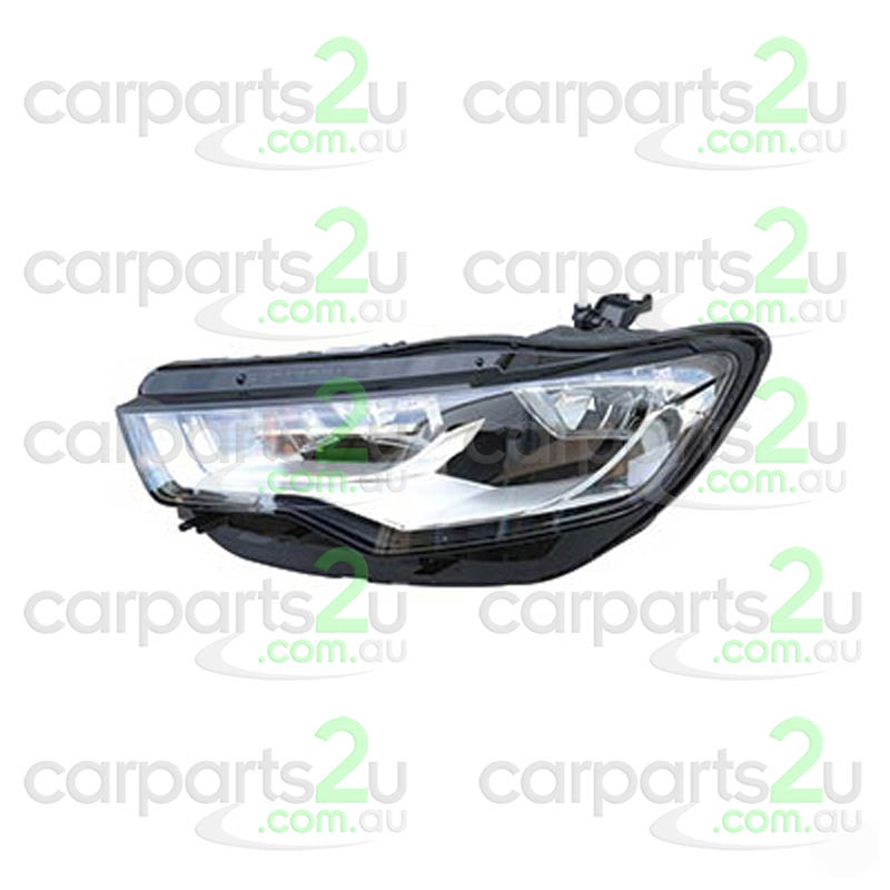 AUDI A6 A6 4G  HEAD LIGHT - New quality car parts & auto spares online Australia wide with the convenience of shopping from your own home. Carparts 2U Penrith Sydney