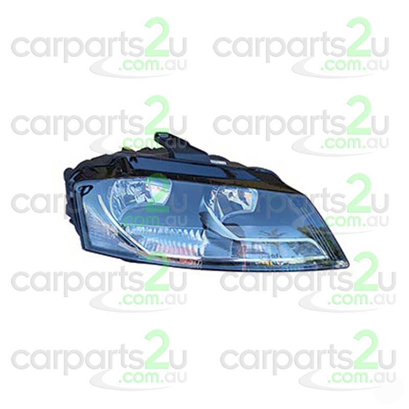AUDI A3 A3 8P  HEAD LIGHT - New quality car parts & auto spares online Australia wide with the convenience of shopping from your own home. Carparts 2U Penrith Sydney