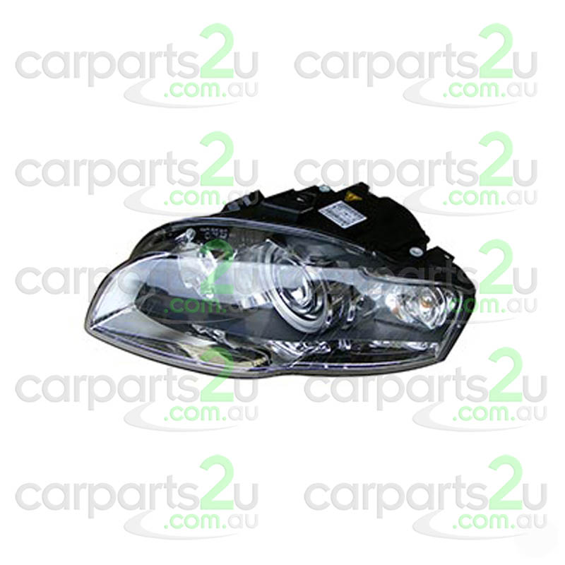 AUDI A4 A3 8P  HEAD LIGHT - New quality car parts & auto spares online Australia wide with the convenience of shopping from your own home. Carparts 2U Penrith Sydney