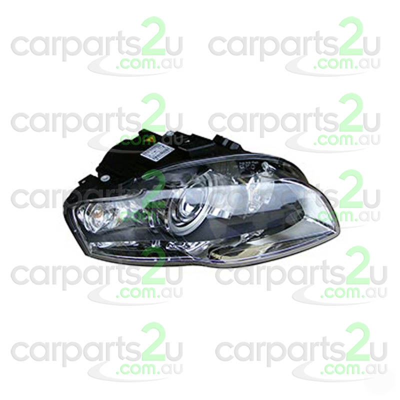 AUDI A4 A4 B7  HEAD LIGHT - New quality car parts & auto spares online Australia wide with the convenience of shopping from your own home. Carparts 2U Penrith Sydney