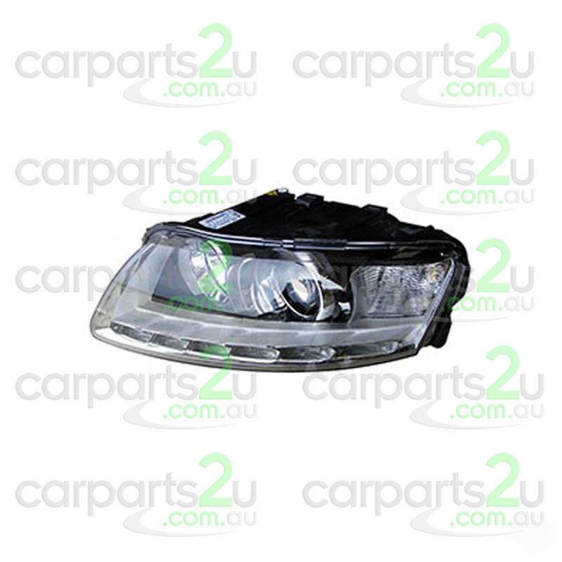 AUDI A6 A4 B7  HEAD LIGHT - New quality car parts & auto spares online Australia wide with the convenience of shopping from your own home. Carparts 2U Penrith Sydney