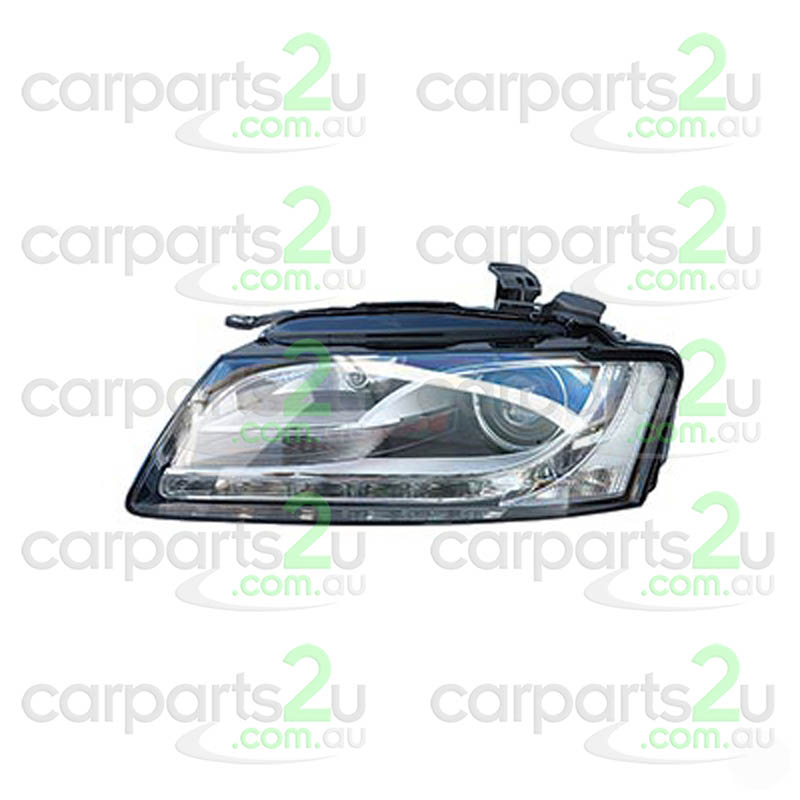 AUDI A5 A4 B8  HEAD LIGHT - New quality car parts & auto spares online Australia wide with the convenience of shopping from your own home. Carparts 2U Penrith Sydney