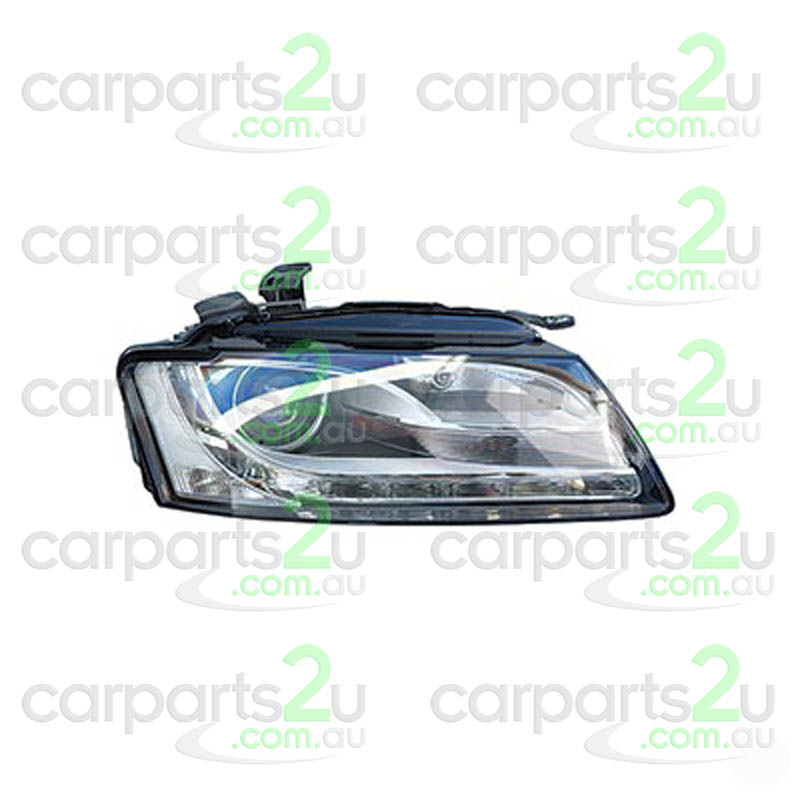 AUDI A5 A5 8T  HEAD LIGHT - New quality car parts & auto spares online Australia wide with the convenience of shopping from your own home. Carparts 2U Penrith Sydney