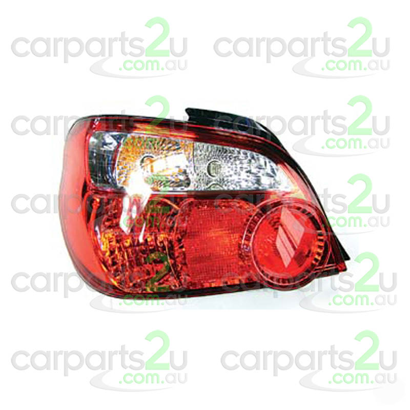 SUBARU IMPREZA IMPREZA  TAIL LIGHT - New quality car parts & auto spares online Australia wide with the convenience of shopping from your own home. Carparts 2U Penrith Sydney