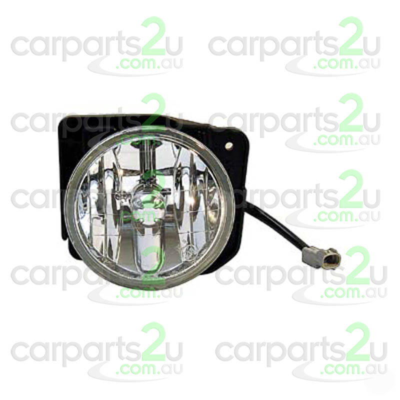 SUBARU IMPREZA LIBERTY 4TH GEN  FOG LIGHT - New quality car parts & auto spares online Australia wide with the convenience of shopping from your own home. Carparts 2U Penrith Sydney