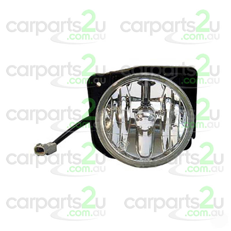SUBARU IMPREZA IMPREZA G2  FOG LIGHT - New quality car parts & auto spares online Australia wide with the convenience of shopping from your own home. Carparts 2U Penrith Sydney