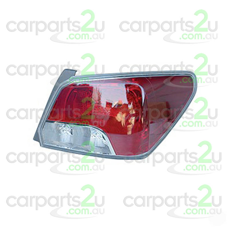 SUBARU IMPREZA IMPREZA G4  TAIL LIGHT - New quality car parts & auto spares online Australia wide with the convenience of shopping from your own home. Carparts 2U Penrith Sydney