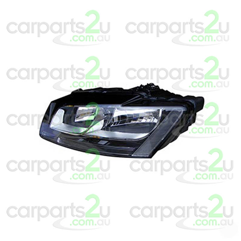 AUDI Q5 Q7 WAGON  HEAD LIGHT - New quality car parts & auto spares online Australia wide with the convenience of shopping from your own home. Carparts 2U Penrith Sydney