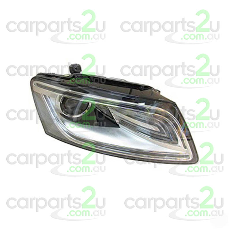 AUDI Q5 Q5 WAGON  HEAD LIGHT - New quality car parts & auto spares online Australia wide with the convenience of shopping from your own home. Carparts 2U Penrith Sydney