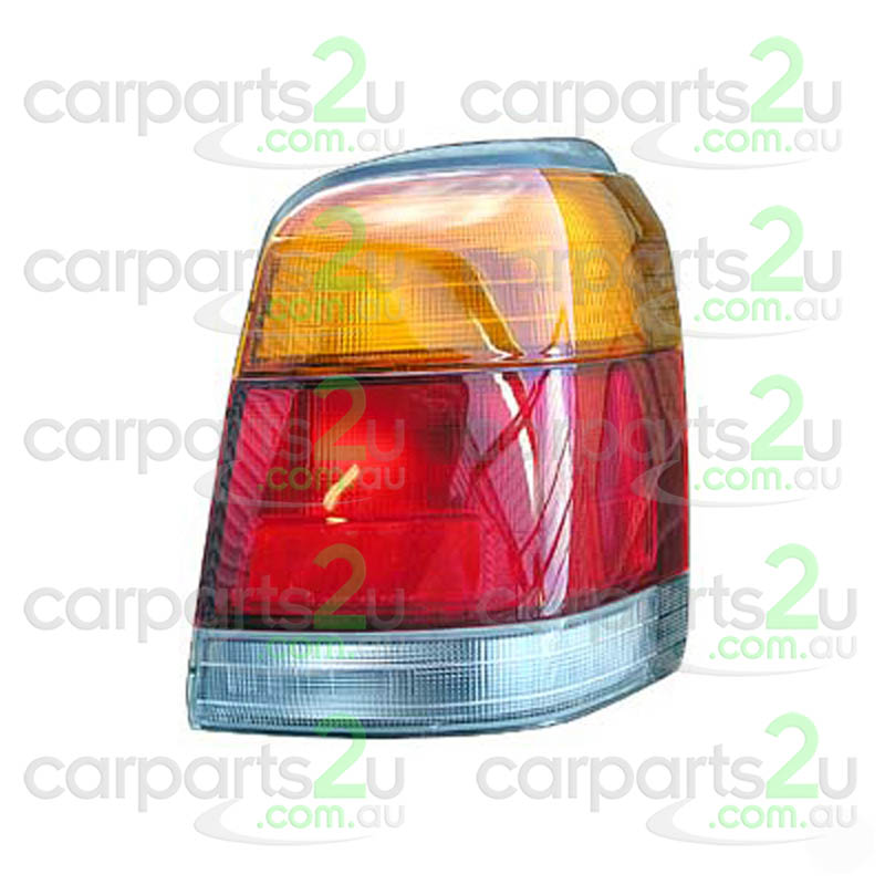 SUBARU FORESTER FORESTER WAGON  TAIL LIGHT - New quality car parts & auto spares online Australia wide with the convenience of shopping from your own home. Carparts 2U Penrith Sydney