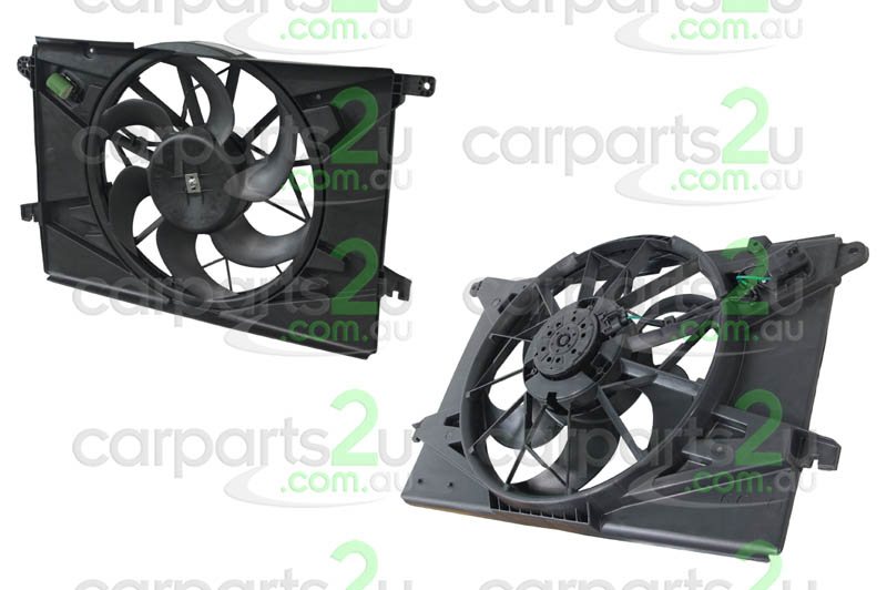 FORD FALCON BA / BF  RADIATOR FAN ASSEMBLY - New quality car parts & auto spares online Australia wide with the convenience of shopping from your own home. Carparts 2U Penrith Sydney