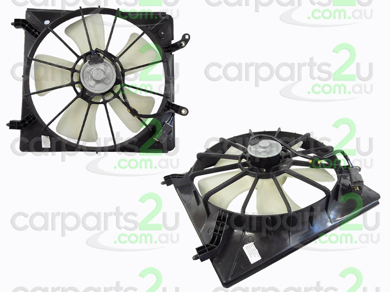 TO SUIT HONDA ACCORD CG / CK  RADIATOR FAN ASSEMBLY  NA - BRAND NEW RADIATOR FAN ASSEMBLY TO SUIT HONDA ACCORD V6 MODELS ONLY BETWEEN 12/97-5/03