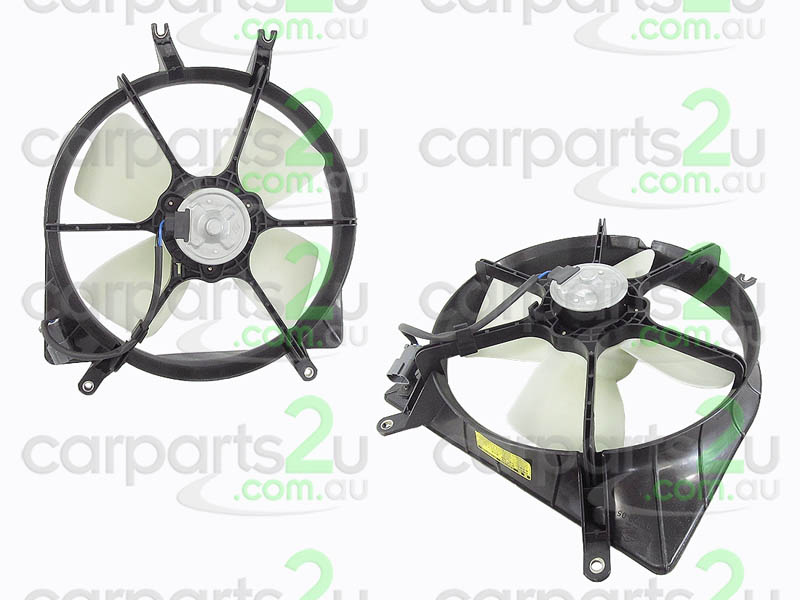 HONDA CIVIC CR-V RE WAGON  RADIATOR FAN ASSEMBLY - New quality car parts & auto spares online Australia wide with the convenience of shopping from your own home. Carparts 2U Penrith Sydney