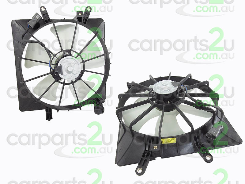 HONDA CIVIC EK  RADIATOR FAN ASSEMBLY - New quality car parts & auto spares online Australia wide with the convenience of shopping from your own home. Carparts 2U Penrith Sydney