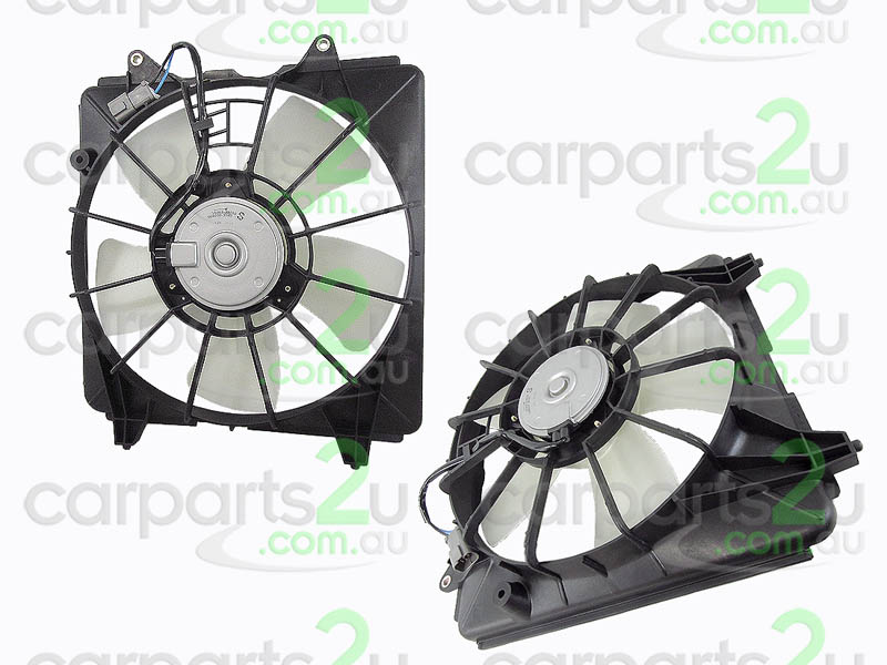 HONDA CIVIC ES SEDAN  RADIATOR FAN ASSEMBLY - New quality car parts & auto spares online Australia wide with the convenience of shopping from your own home. Carparts 2U Penrith Sydney