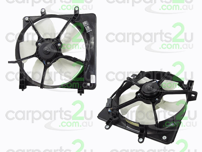 HONDA JAZZ FD  RADIATOR FAN ASSEMBLY - New quality car parts & auto spares online Australia wide with the convenience of shopping from your own home. Carparts 2U Penrith Sydney