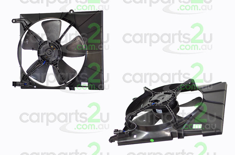 HOLDEN BARINA VX  RADIATOR FAN ASSEMBLY - New quality car parts & auto spares online Australia wide with the convenience of shopping from your own home. Carparts 2U Penrith Sydney