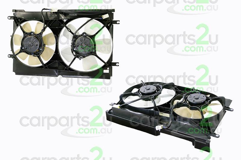 HOLDEN COMMODORE VN  RADIATOR FAN ASSEMBLY - New quality car parts & auto spares online Australia wide with the convenience of shopping from your own home. Carparts 2U Penrith Sydney