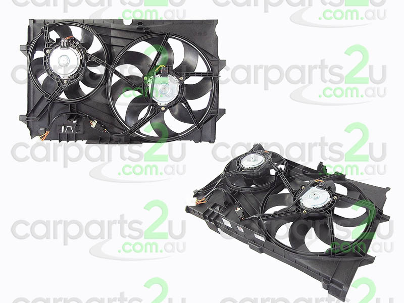 HOLDEN COMMODORE VX  RADIATOR FAN ASSEMBLY - New quality car parts & auto spares online Australia wide with the convenience of shopping from your own home. Carparts 2U Penrith Sydney