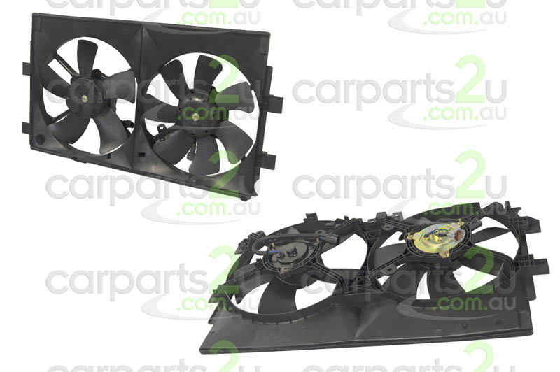 MITSUBISHI ASX  RADIATOR FAN ASSEMBLY - New quality car parts & auto spares online Australia wide with the convenience of shopping from your own home. Carparts 2U Penrith Sydney