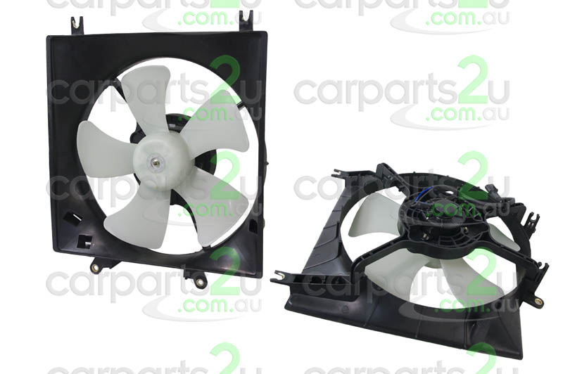 MITSUBISHI LANCER XA/XB  RADIATOR FAN ASSEMBLY - New quality car parts & auto spares online Australia wide with the convenience of shopping from your own home. Carparts 2U Penrith Sydney