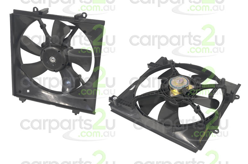 MITSUBISHI LANCER CE SEDAN  RADIATOR FAN ASSEMBLY - New quality car parts & auto spares online Australia wide with the convenience of shopping from your own home. Carparts 2U Penrith Sydney
