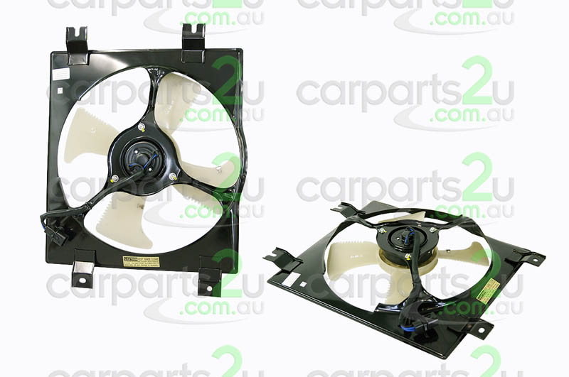 MITSUBISHI MAGNA CG  CONDENSER FAN ASSEMBLY - New quality car parts & auto spares online Australia wide with the convenience of shopping from your own home. Carparts 2U Penrith Sydney