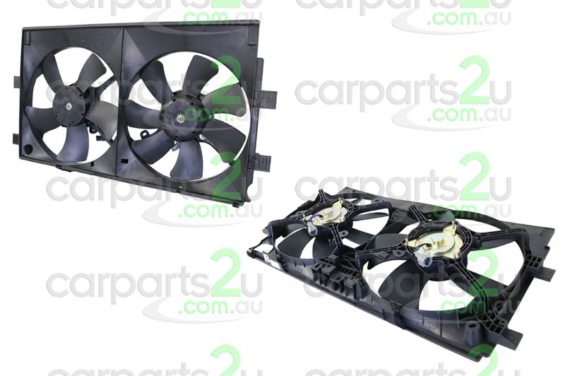 MITSUBISHI OUTLANDER ZE / ZF  RADIATOR FAN ASSEMBLY - New quality car parts & auto spares online Australia wide with the convenience of shopping from your own home. Carparts 2U Penrith Sydney