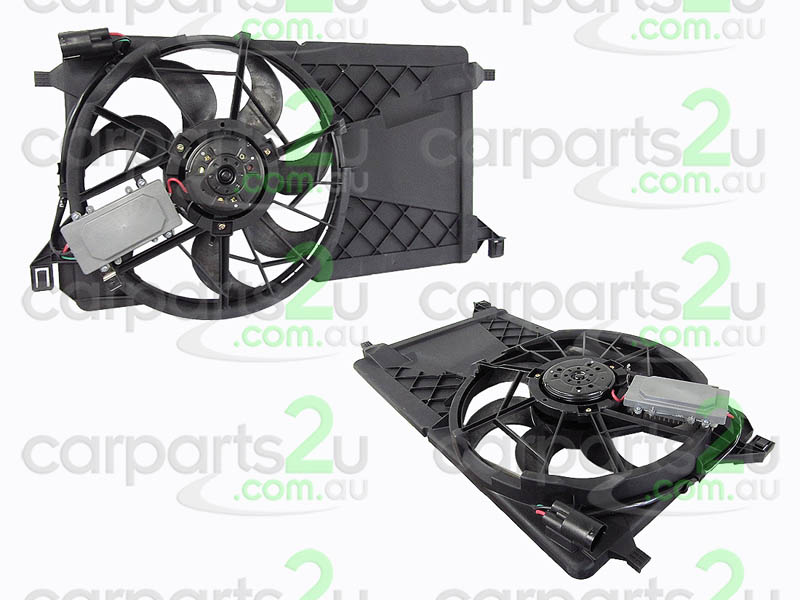 MAZDA MAZDA 3  RADIATOR FAN ASSEMBLY - New quality car parts & auto spares online Australia wide with the convenience of shopping from your own home. Carparts 2U Penrith Sydney