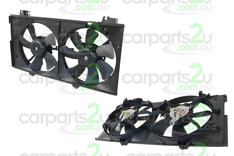 MAZDA MAZDA 3 MAZDA 3 BK  RADIATOR FAN ASSEMBLY - New quality car parts & auto spares online Australia wide with the convenience of shopping from your own home. Carparts 2U Penrith Sydney