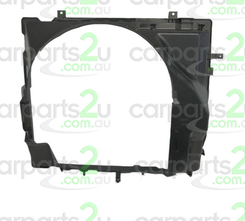 To suit NISSAN NAVARA ML  FAN SHROUD - New quality car parts & auto spares online Australia wide with the convenience of shopping from your own home. Carparts 2U Penrith Sydney