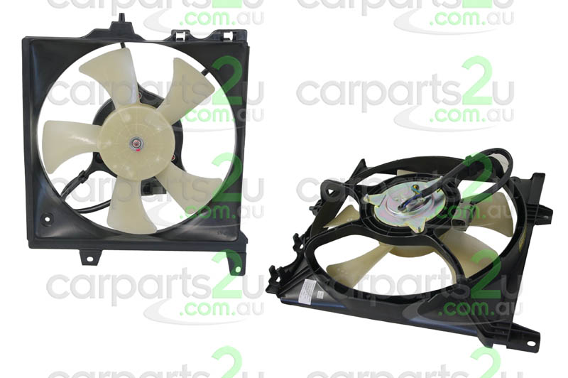 NISSAN PULSAR J31  RADIATOR FAN ASSEMBLY - New quality car parts & auto spares online Australia wide with the convenience of shopping from your own home. Carparts 2U Penrith Sydney