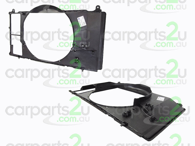 TO SUIT NISSAN PATROL GU / Y61  FAN SHROUD  NA - BRAND NEW FAN SHROUD TO SUIT NISSAN PATROL GU 4.2L AND 4.5L (10/1997-09/2001)