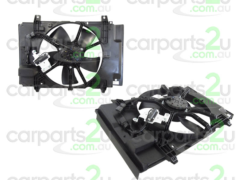 parts to suit nissan tiida spare car parts c11 radiator. Black Bedroom Furniture Sets. Home Design Ideas