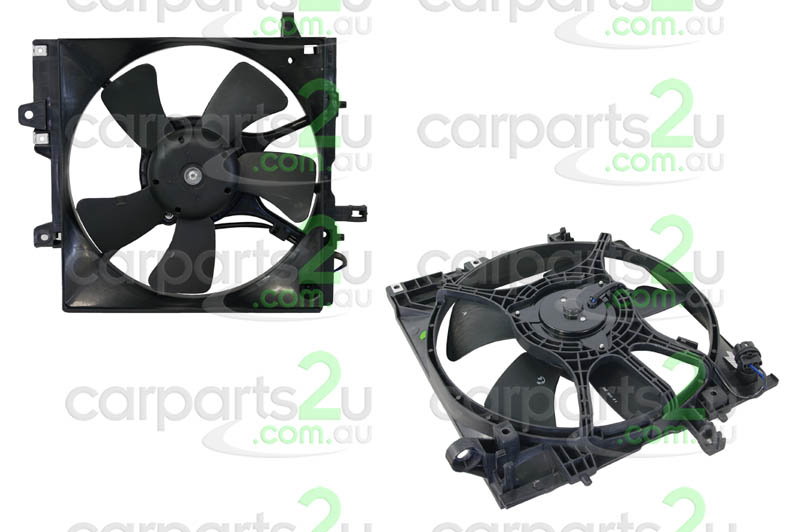 SUBARU FORESTER  RADIATOR FAN ASSEMBLY - New quality car parts & auto spares online Australia wide with the convenience of shopping from your own home. Carparts 2U Penrith Sydney