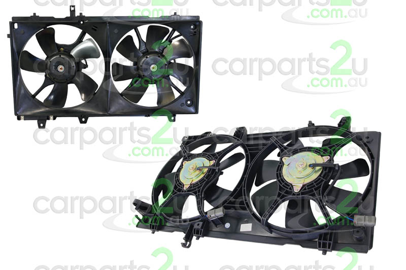 SUBARU FORESTER FORESTER WAGON  RADIATOR FAN ASSEMBLY - New quality car parts & auto spares online Australia wide with the convenience of shopping from your own home. Carparts 2U Penrith Sydney