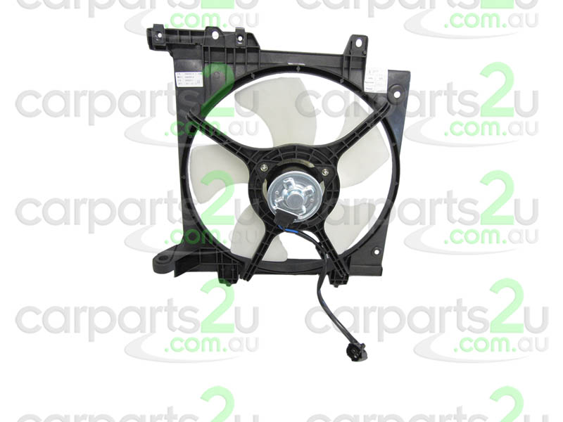 SUBARU LIBERTY FORESTER WAGON  RADIATOR FAN ASSEMBLY - New quality car parts & auto spares online Australia wide with the convenience of shopping from your own home. Carparts 2U Penrith Sydney