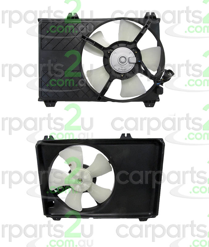 SUZUKI SWIFT   RADIATOR FAN ASSEMBLY - New quality car parts & auto spares online Australia wide with the convenience of shopping from your own home. Carparts 2U Penrith Sydney