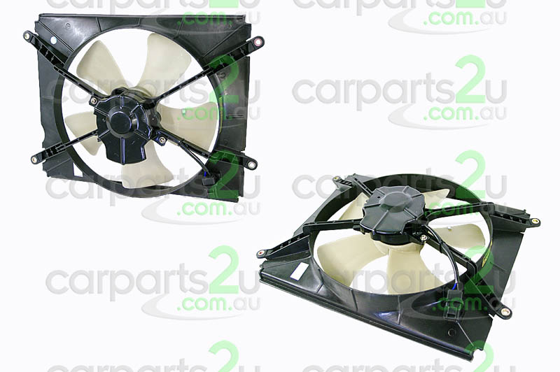 TOYOTA CAMRY  CONDENSER FAN ASSEMBLY - New quality car parts & auto spares online Australia wide with the convenience of shopping from your own home. Carparts 2U Penrith Sydney