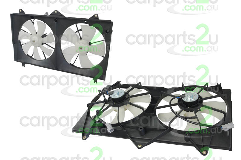 TOYOTA CAMRY SK20  RADIATOR FAN ASSEMBLY - New quality car parts & auto spares online Australia wide with the convenience of shopping from your own home. Carparts 2U Penrith Sydney