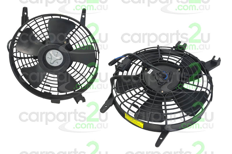 TOYOTA COROLLA SDV10  CONDENSER FAN ASSEMBLY - New quality car parts & auto spares online Australia wide with the convenience of shopping from your own home. Carparts 2U Penrith Sydney