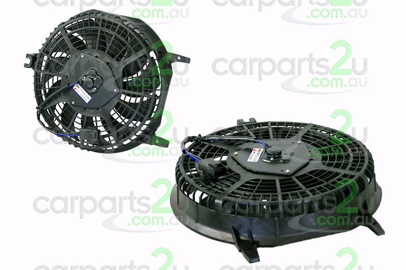 TOYOTA COROLLA AE101/AE102  CONDENSER FAN ASSEMBLY - New quality car parts & auto spares online Australia wide with the convenience of shopping from your own home. Carparts 2U Penrith Sydney