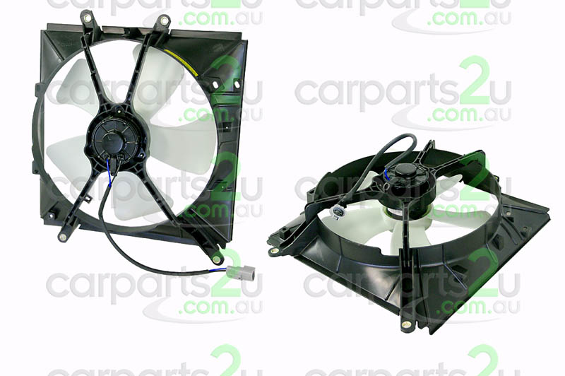 TOYOTA COROLLA HYBRID AHV40  RADIATOR FAN ASSEMBLY - New quality car parts & auto spares online Australia wide with the convenience of shopping from your own home. Carparts 2U Penrith Sydney