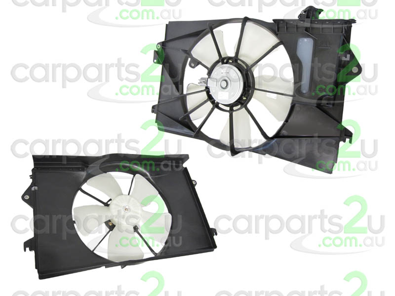 TOYOTA COROLLA AE101/AE102  RADIATOR FAN ASSEMBLY - New quality car parts & auto spares online Australia wide with the convenience of shopping from your own home. Carparts 2U Penrith Sydney