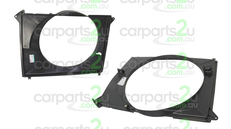 To suit TOYOTA HILUX HIACE VAN  FAN SHROUD - New quality car parts & auto spares online Australia wide with the convenience of shopping from your own home. Carparts 2U Penrith Sydney