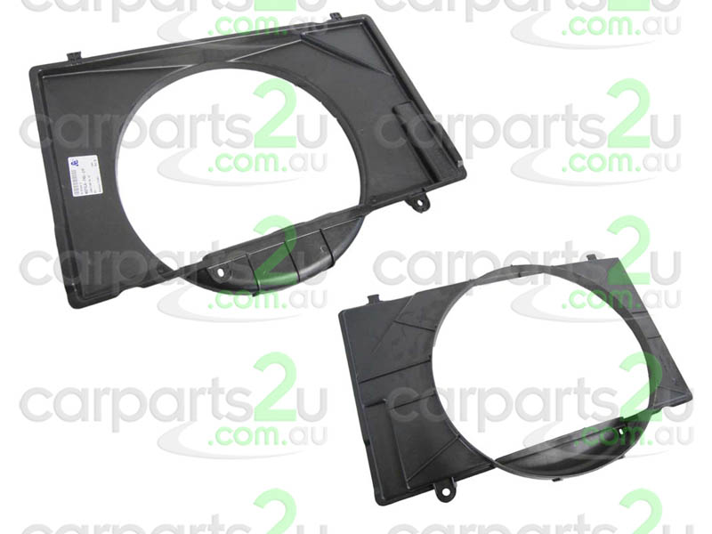 To suit TOYOTA LANDCRUISER HILUX UTE  FAN SHROUD - New quality car parts & auto spares online Australia wide with the convenience of shopping from your own home. Carparts 2U Penrith Sydney