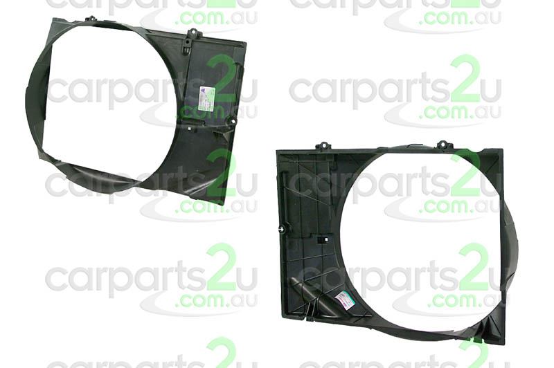 TO SUIT TOYOTA LANDCRUISER 100 SERIES  FAN SHROUD  NA - BRAND NEW RADIATOR FAN SHROUD TO SUIT TOYOTA LANDCRUISER 100 SERIES 4.7L PETROL (01/1998-04/2005)