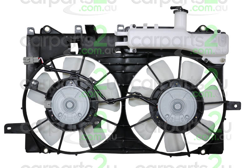TOYOTA PRIUS KLUGER MCU28  RADIATOR FAN ASSEMBLY - New quality car parts & auto spares online Australia wide with the convenience of shopping from your own home. Carparts 2U Penrith Sydney